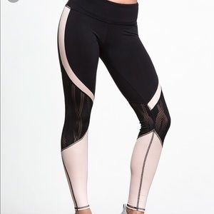 Alo yoga vitality leggings xs lace